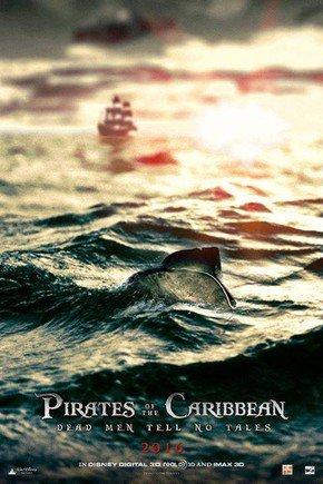 Piratas do Caribe 5: Os Mortos Não Contam Histórias – Dublado