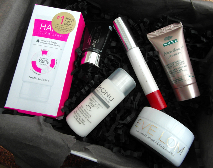 image LFBeautyBox November products
