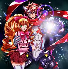 Sacred Seven - Anime Sacred 7 2011 Poster