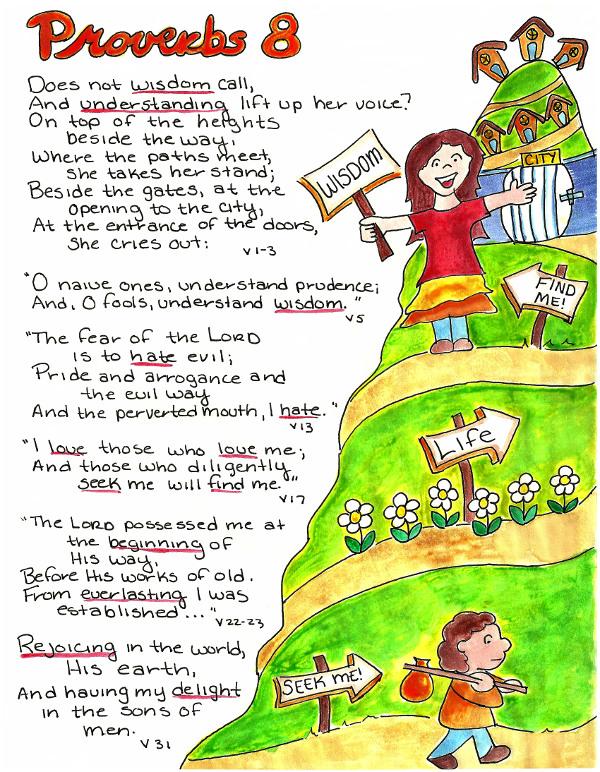 Doodle Through The Bible: June 2015