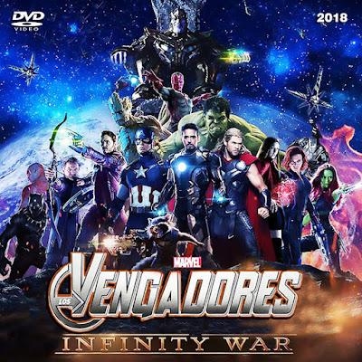 Vengadores - Infinity War- [2018]