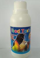 Perontok Bulu Burung Merk Ebod Toxs