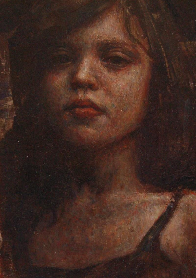 Paintings by Hanneke Naterop a Dutch Painter.
