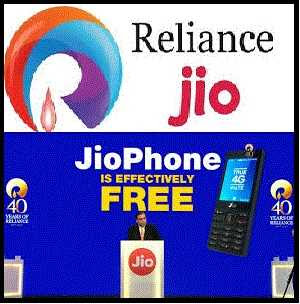 JioPhone Features, 4G Free, Voice Call Free, Smartphone Free
