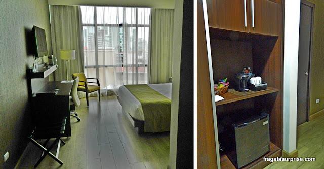 Quarto do Quarto do Best Western Plus Panama Zen Hotel, Cidade do Panamá