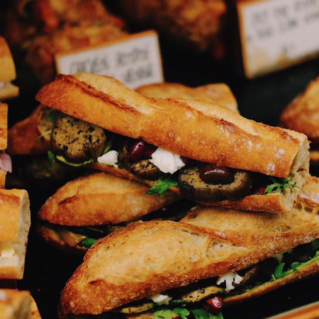 Sandwich Tiong Bahru Bakery