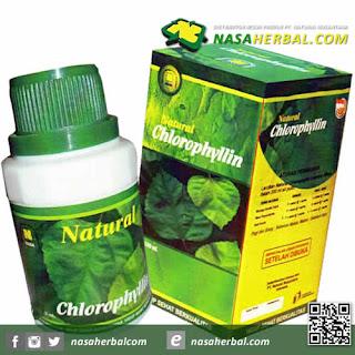 Natural Chlorophyllin, Zat Hijau Daun Anti Racun