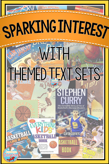 Using Text Sets in the content areas is a great way to reach and motivate ALL readers. They offer multiple viewpoints on a topic which helps students grasp challenging content. Learn how to put them together and make the best use of them in this post on Comprehension Connection.