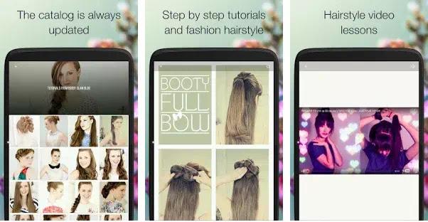 aplikasi potong rambut online