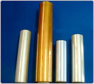 PVC熱收縮膜(L型), PVC Centerfold, 高雄, PVC, 熱收縮, 熱收縮膜, Centerfold Shrink Film, 收縮膜, POF film