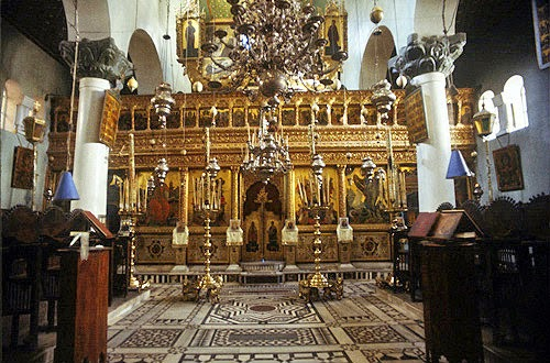 Tour in the monastery of St. Catherine - Sinai - Egypt
