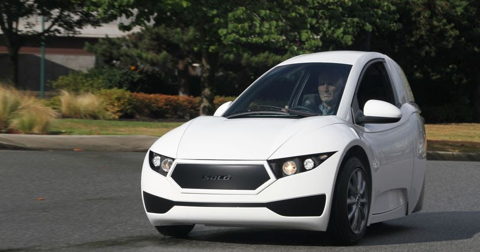 News This Solo Electric Car Is Perfect For Commuters
