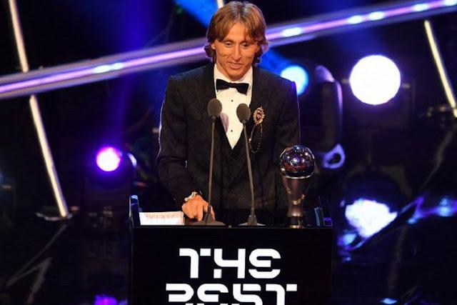 Sabet Ballon d'Or 2018, Luka Modric Patahkan Dominasi Messi-Ronaldo dalam 10 Tahun Terakhir