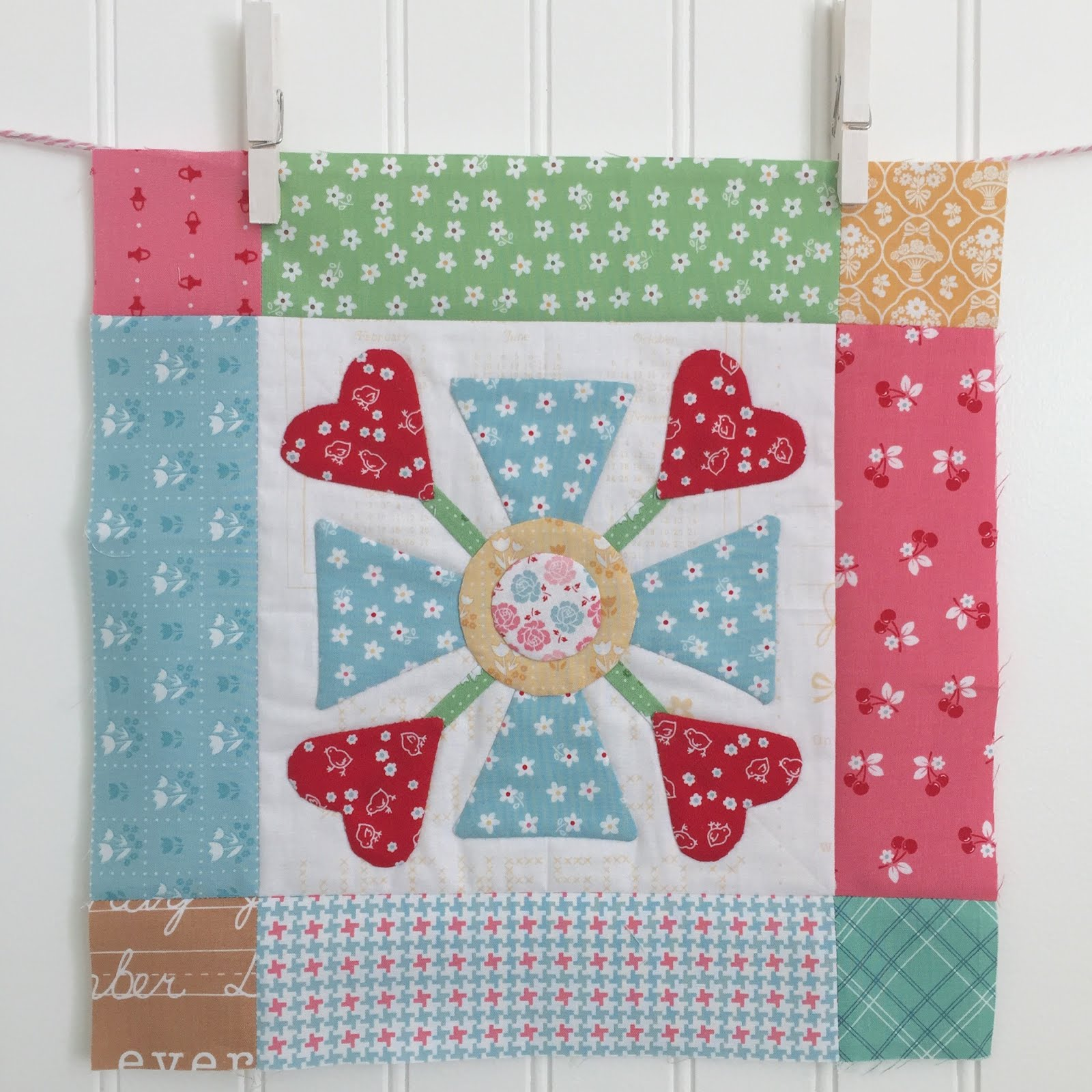 BLOOM Sew Along! 9