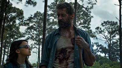 Logan Movie Dafne Keen and Hugh Jackman Image 2 (4)