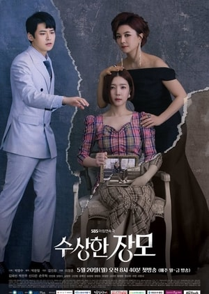 Shady Mom In Law, Plot synopsis, cast, trailer, south Korean Tv series