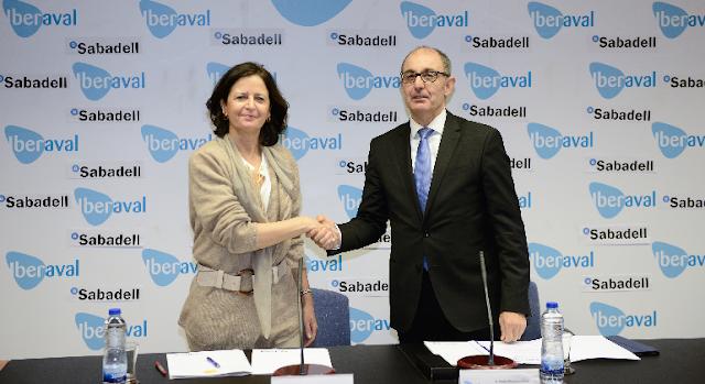 Banco Sabadell e Iberaval ponen a disposición de las pymes préstamos de hasta 750.000 euros para circulante e inversión