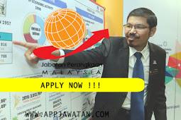 Jawatan Kosong di Jabatan Perangkaan Malaysia