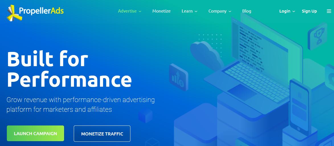Iklan Mobile Popunder yang Redirrect ke Tempat Lain