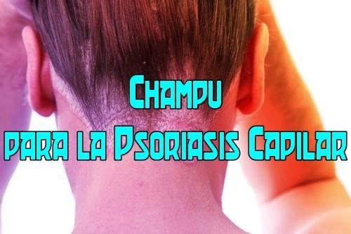 Champu para la Psoriasis Capilar