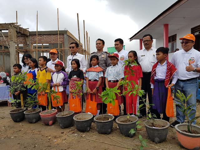 Beri Dukungan Penanganan Stunting di Indonesia,  JAPFA for Kids 2018 Kombinasikan Gelaran Budaya dan Edukasi di Kabupaten Karo