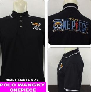 Baju Polo Onepiece (Berkerah)