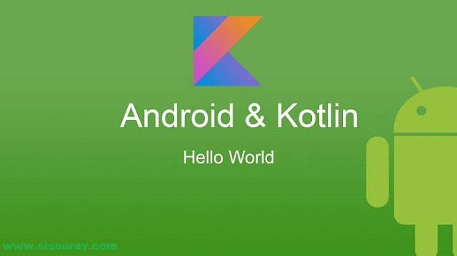 Learn Kotlin Programming Language, Kotlin Android Application Development