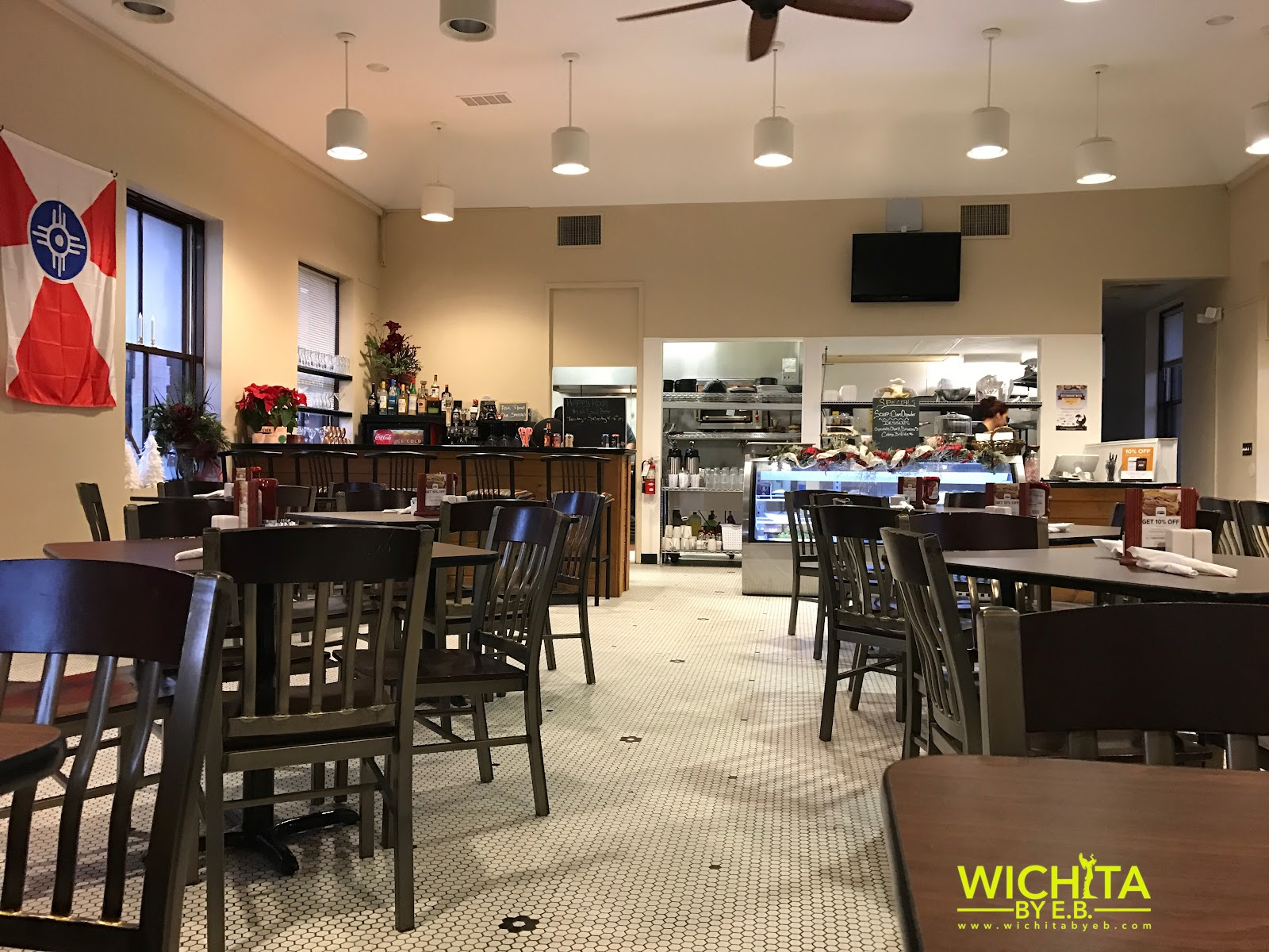 The Kitchen: A Delicious Offering of New American Food – Wichita By E.B.