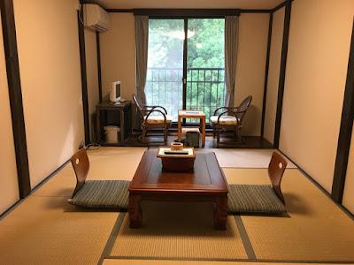 駒ヶ岳温泉の部屋