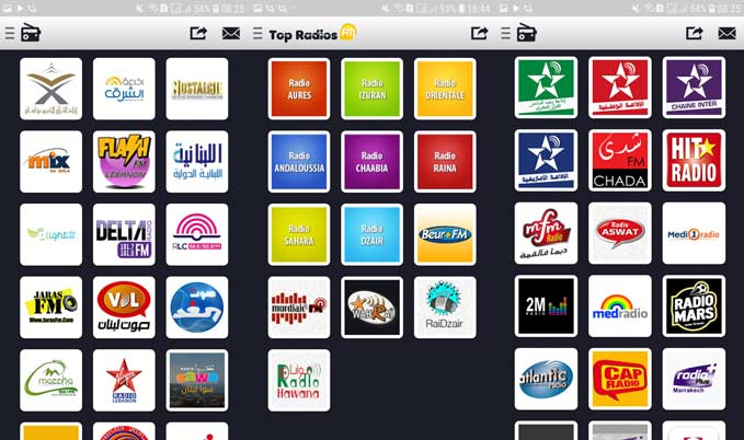 Arabic FM - Live Online Radio