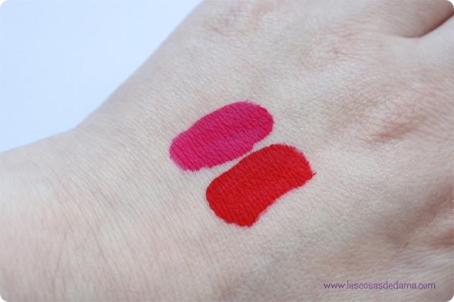 Fluid Velvet Mat Deborah Milano maquillaje belleza lipstick