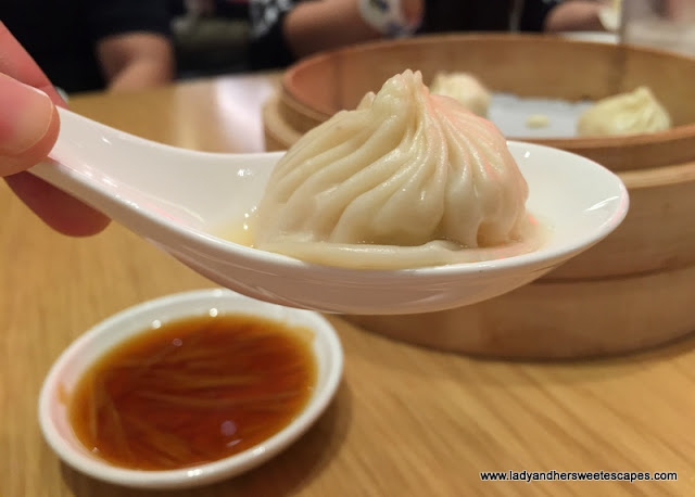 Xiao Long Bao Crab and Chicken