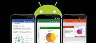 Herramientas con todas las funciones de Office, Pero Sólo si Tienes una Cuenta de Microsoft. Office Para Android, Aplicaciones Android, Internet, Tecnología Personal, Computación, Automatización