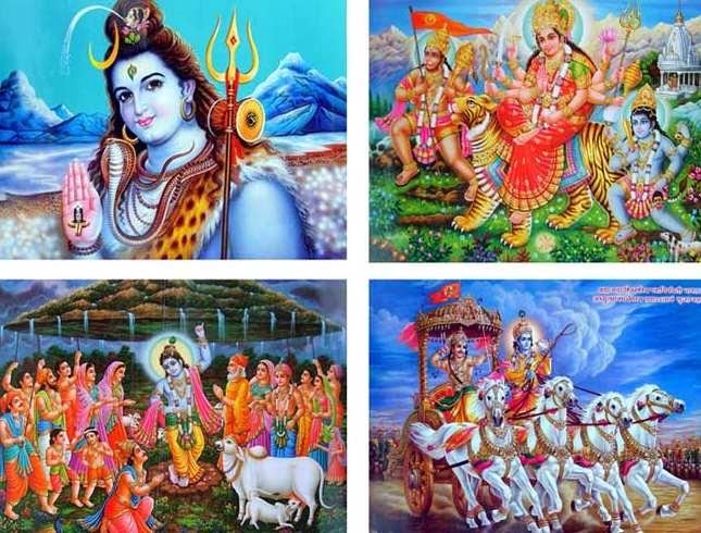 Devatas or deities - A multifaceted concept in Sanatana Dharma