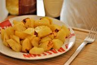 Πατάτες φούρνου με λεμόνι και μουστάρδα - by https://syntages-faghtwn.blogspot.gr