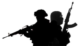 terrorist entered India