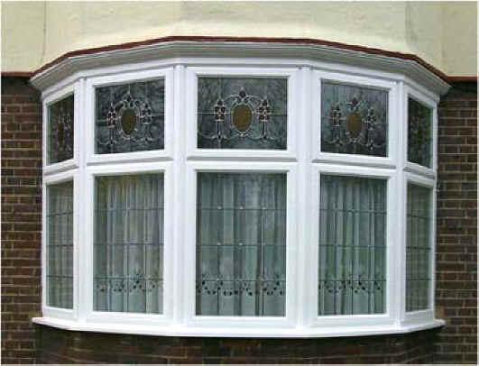 Modern homes window designs.