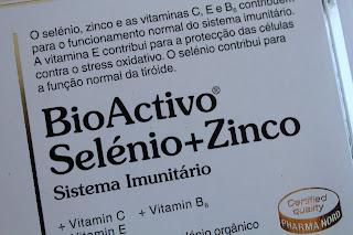 Os suplementos de zinco e a pílula anticoncepcional
