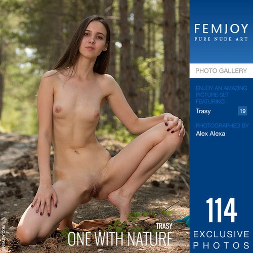 [Femjoy] Trasy - One With NatureReal Street Angels
