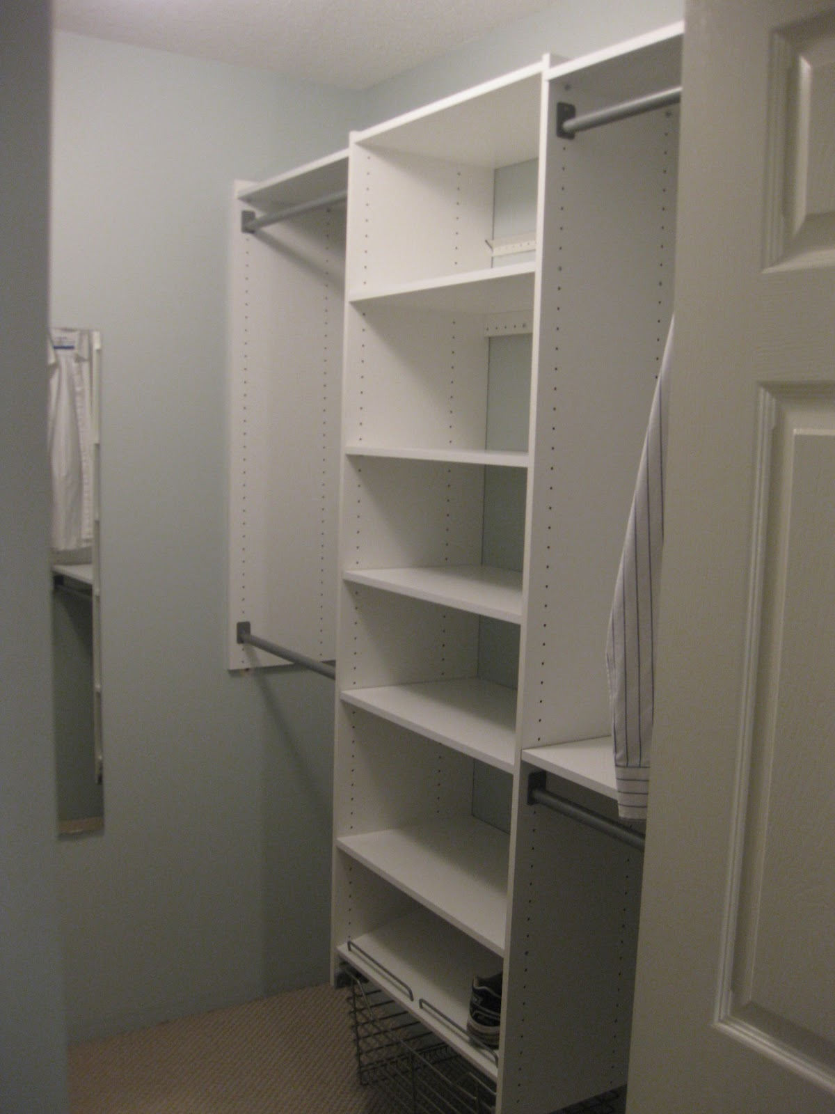 Van Breugel Design Martha Stewart Closet Organizer Review