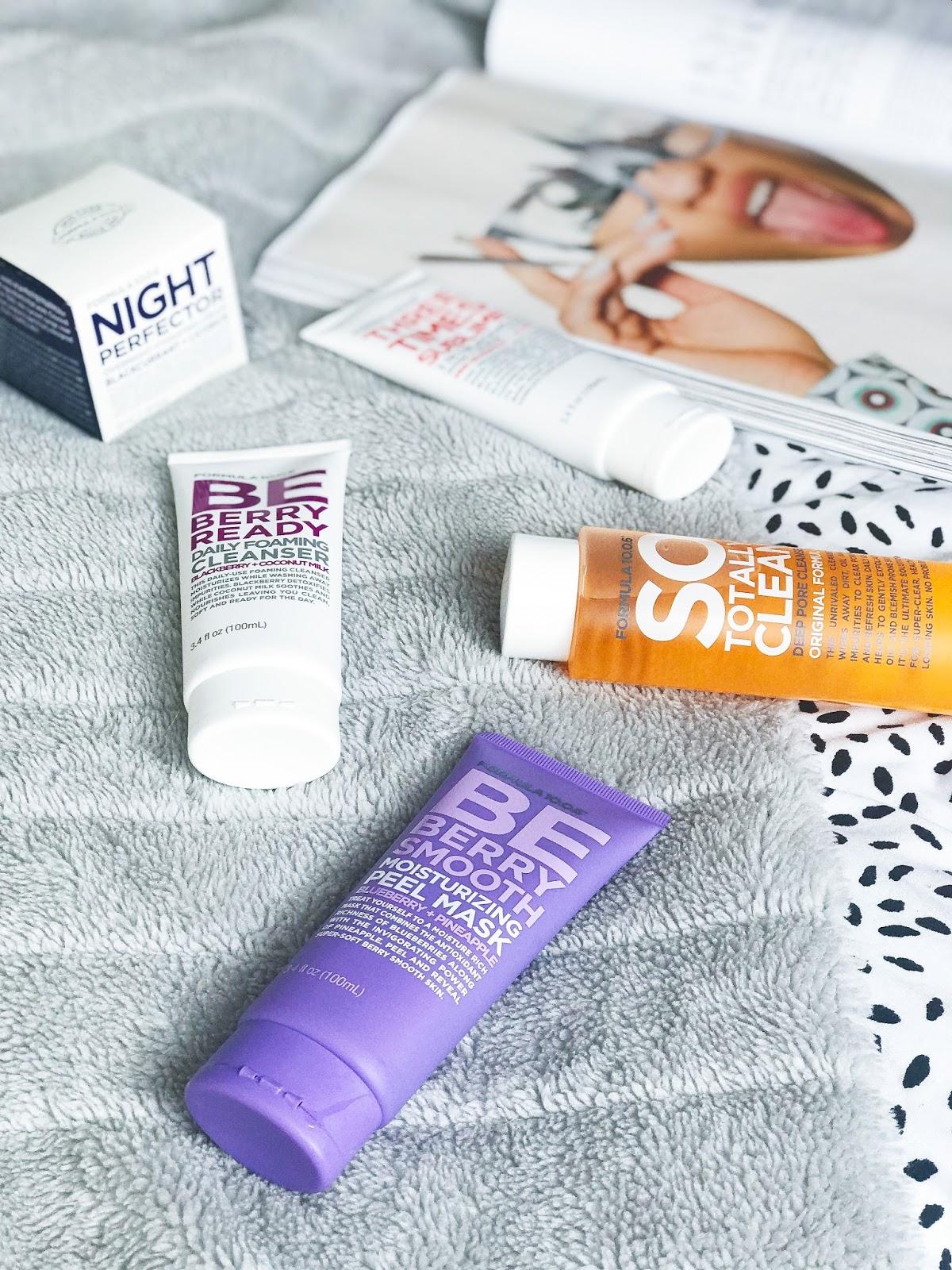 Formula 10.0.6 Skincare Review