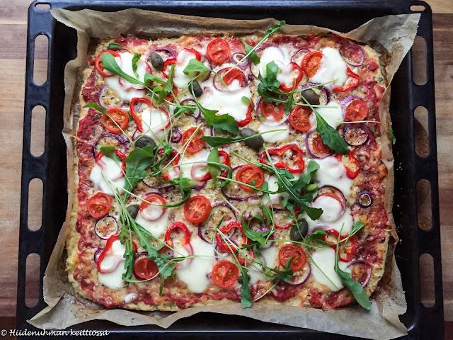 Pizza Täytteet Lista