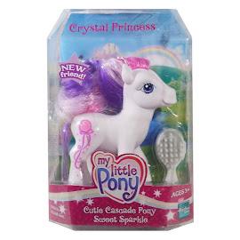 My Little Pony Sweet Sparkle Cutie Cascade G3 Pony
