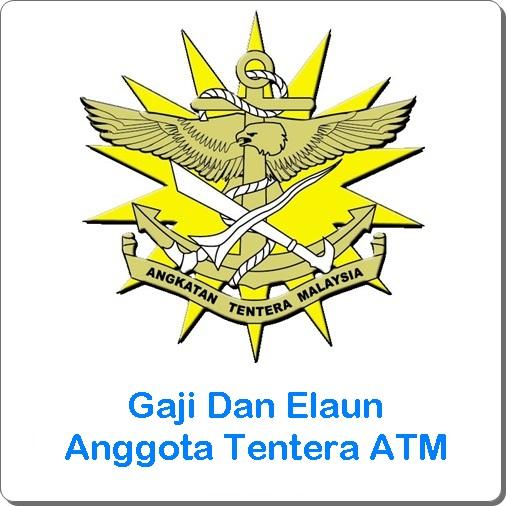 gaji dan elaun anggota tentera atm, jenis elaun untuk anggota angkatan tentera malaysia, insentif anggota atm, kemudahan tentera atm, perubatan tentera atm