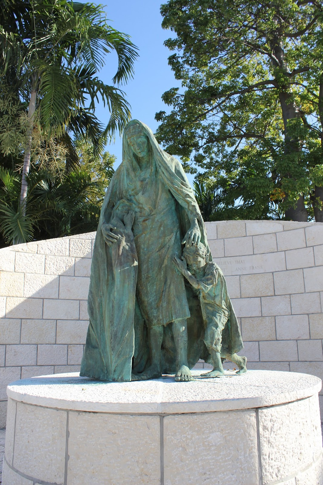 The Real Sobe Holocaust Memorial Of The Greater Miami