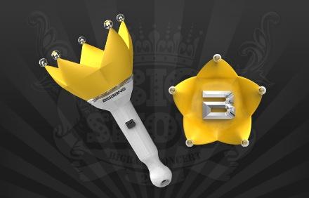 Bigbangworld News Info Bigbang Light Stick Ver 3