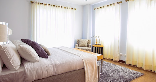 Choose the Right Curtains for your Rooms