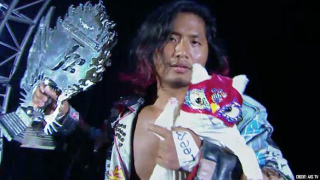 NJPW confirma lesão de Hiromu Takahashi