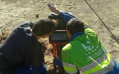 detección y localización de averías en tuberías madrid