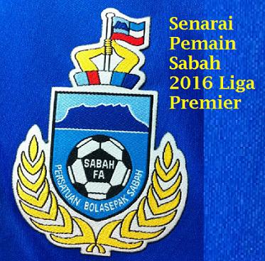 Pemain Sabah 2016